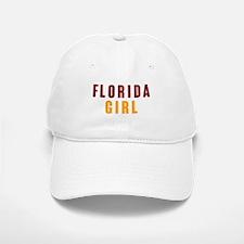 FSU Girl Baseball Baseball Baseball Cap