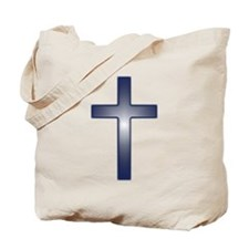 crossglowing1.png Tote Bag