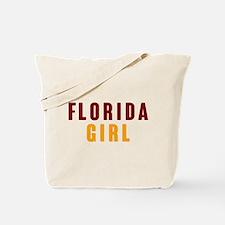 FSU Girl Tote Bag