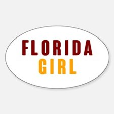 FSU Girl Decal