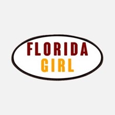 FSU Girl Patch