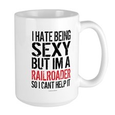 Sexy Railroader Mugs