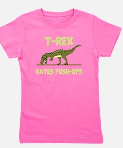 Cool Dinosaurs Girl's Tee