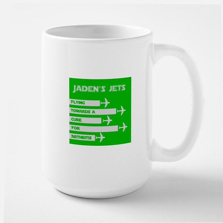 Jaden's Jets Large Mug