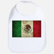 Bandera de México - Flag of Mexico Bib