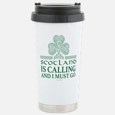 Scotland Is Calling Travel Mug