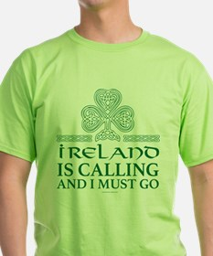 Ireland is Calling T-Shirt