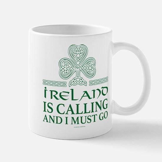 Ireland is Calling Mugs