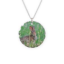 Cottontail Rabbit Necklace