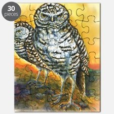 Cute Burrowing owls Puzzle