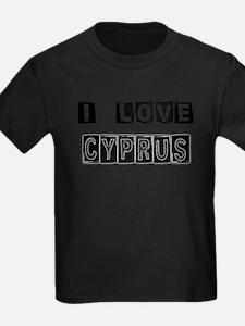 I Block Love Cyprus T