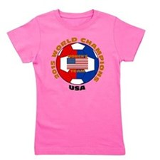 2015 World Champions Girl's Tee