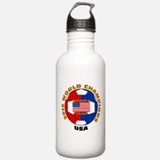 2015 World Champions Water Bottle