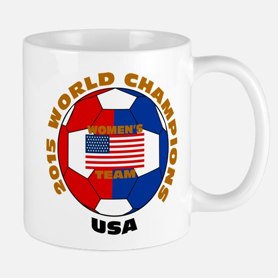 2015 World Champions Mugs