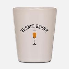 Brunch Drunk Shot Glass