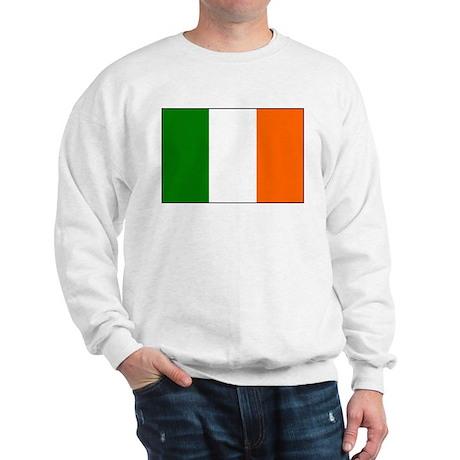 Irish Flag 4 Sweatshirt