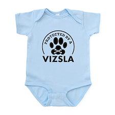 Protected By A Vizsla Body Suit