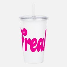 Freak. Acrylic Double-wall Tumbler