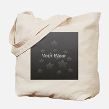 Cool Glossy Star Wear Tote Bag