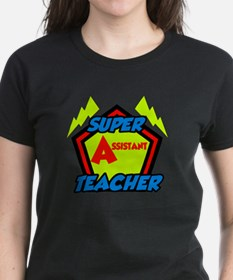 Super Assistant Teacher Tee