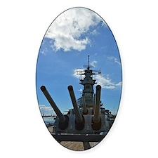 USS Missouri Decal