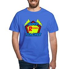 Super Resource Teacher T-Shirt