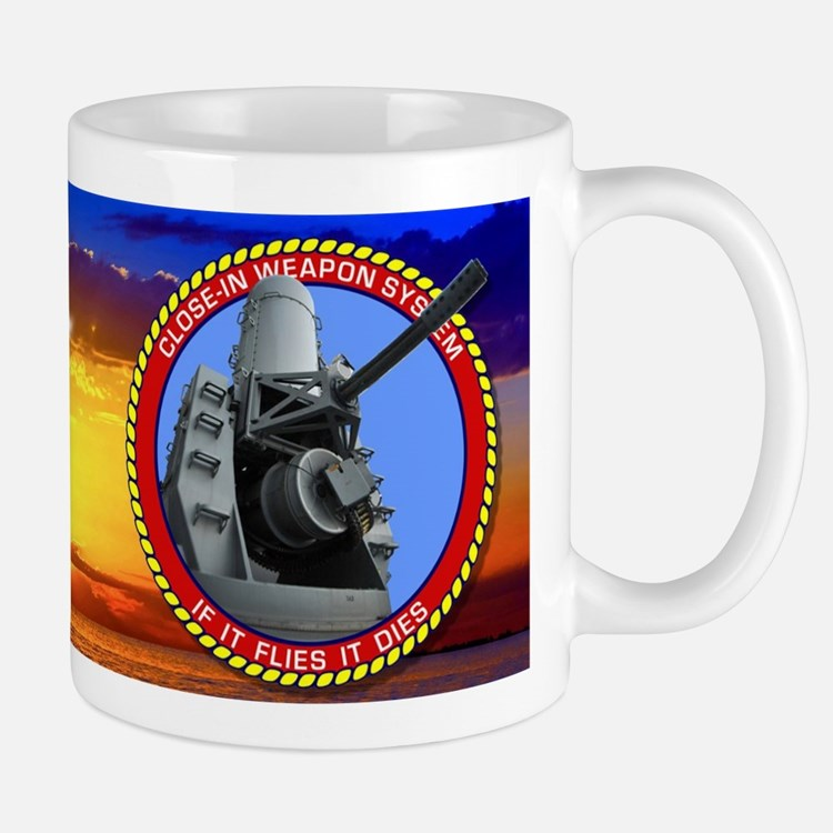 Close In Weapon System Ciws Mug Mugs