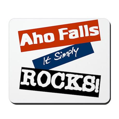 Akron Rocks Mousepad