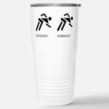 Cute Straight flush Travel Mug