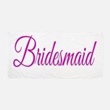 Bridesmaid Beach Towel