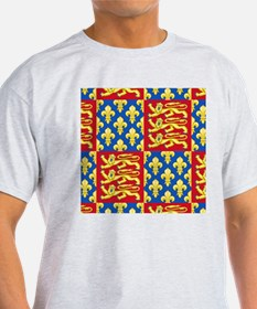 Royal Arms of England and France T-Shirt