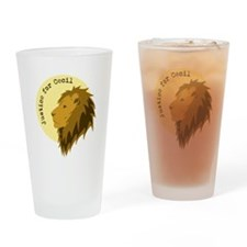 Justice for Cecil Drinking Glass