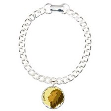 Justice for Cecil Charm Bracelet, One Charm