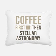 Stellar Astronomy Rectangular Canvas Pillow