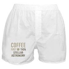 Stellar Astronomy Boxer Shorts