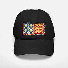 Royal Arms of England and France Baseball Hat