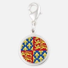 Royal Arms of England and France Charms