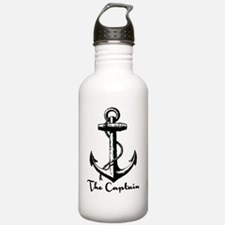 The Captain-Anchor Water Bottle