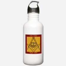 PHA on the square. Water Bottle