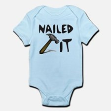 NAILED IT Infant Bodysuit