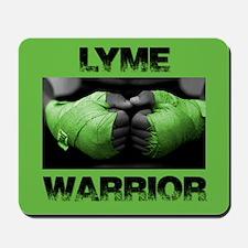 Lyme Warrior Mousepad
