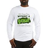Lyme disease Long Sleeve T-shirts