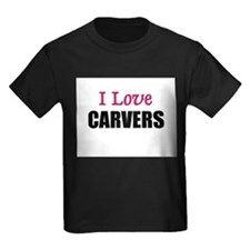 I Love CARVERS T