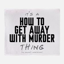 It's a How to Get Away with Murder Thing Stadium B