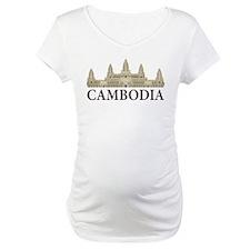 Cambodia Angkor Wat Shirt