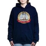 USS RICHARD S. EDWARDS Women's Hooded Sweatshirt