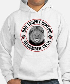 Cecil- Ban Trophy Hunting Jumper Hoody