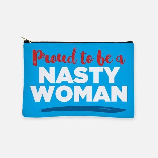Proud Nasty Woman Makeup Bag