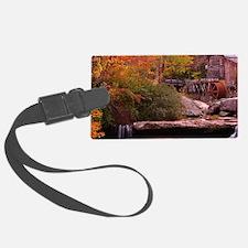 Waterfall Luggage Tag