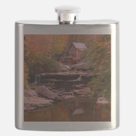 Waterfall Flask